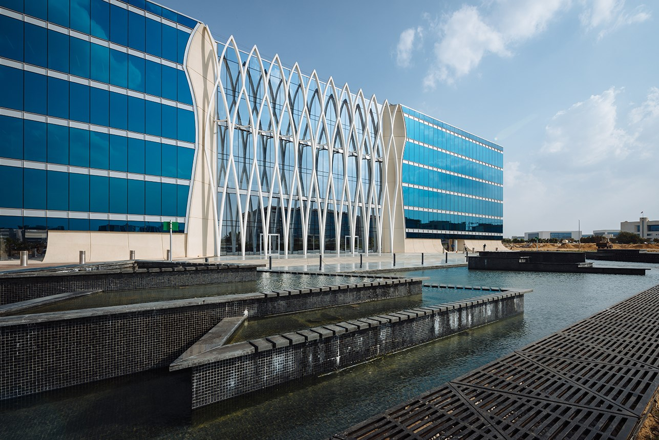 Dar Al-Handasah Smart Village Offices building earns LEED Gold