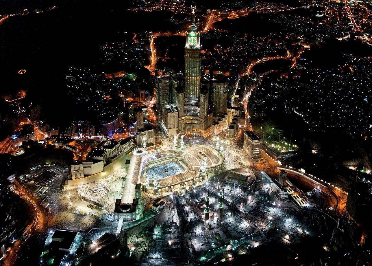 Dar Al Handasah Work Makkah Clock Tower
