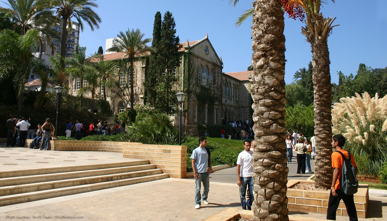 "Dar Al-Handasah supports AUB with ""transformational"" gift"
