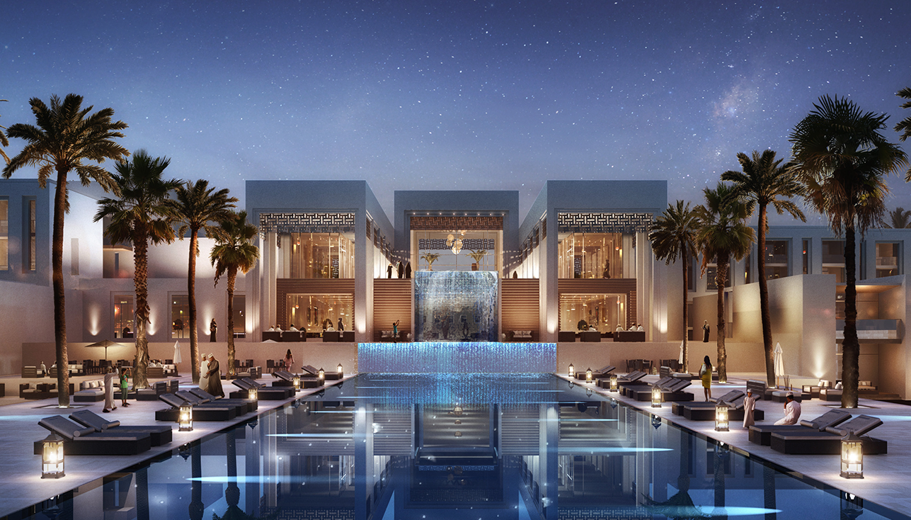 Diar Ras Al Hadd, Luxury and Harmony