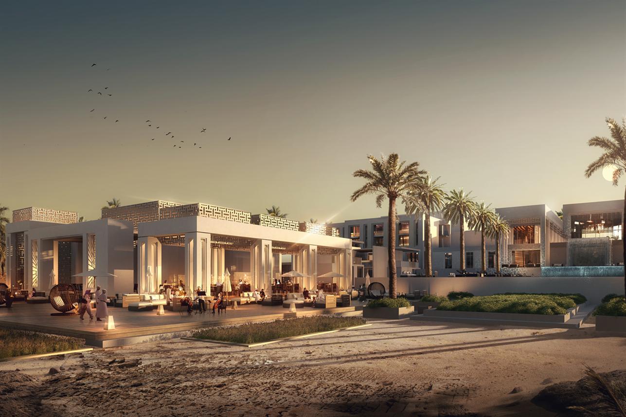 Dar Al Handasah News Diar Ras Al Hadd Luxury And Harmony