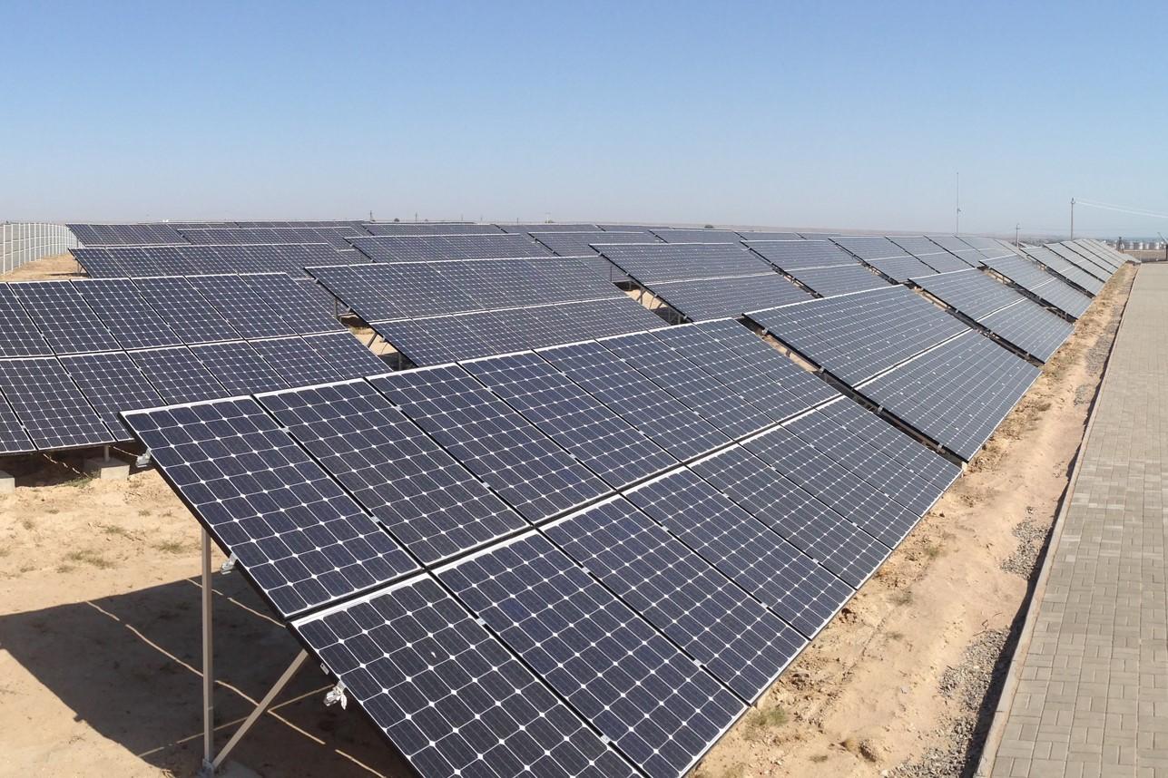 Dar Al Handasah Work Feasibility Study For A 2 Mw