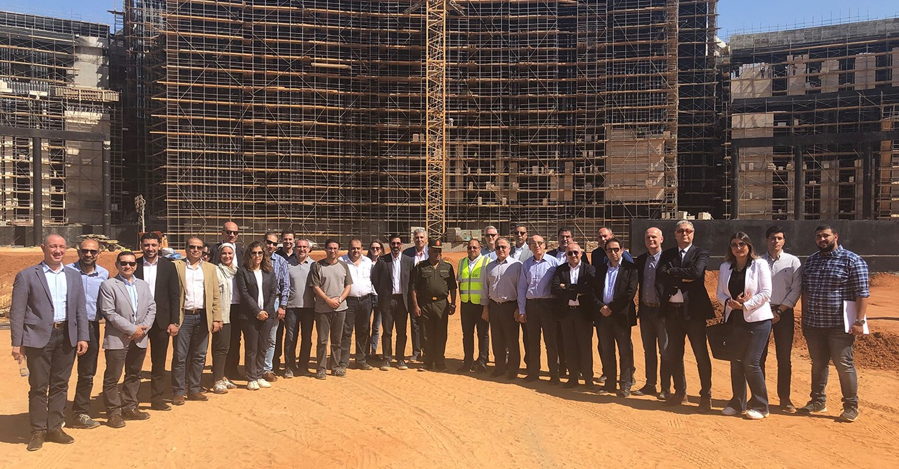 Site Visits at Egypt's New Administrative Capital
