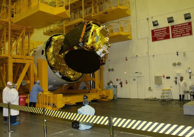 Dar participates in historic Angosat 1 satellite project