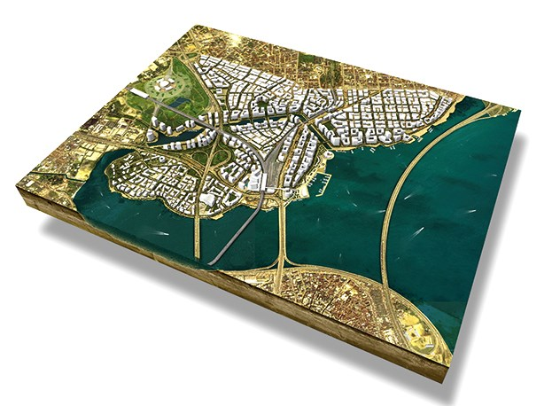 Mainland Central Model City Plan - Integrated Planning Framework